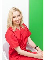 Dr Crisan Andreea - Associate Dentist at Alverna Dental Studio