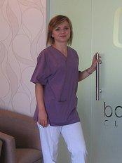 Dr Raluca Moraru - Dentist at Bote-San Clinique