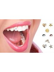 Tooth Jewellery - CENTRUL STOMATOLOGIC ZORILOR- DR.TUDOR POMANA