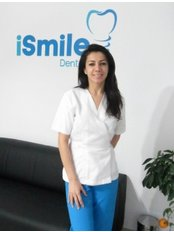 Dr Sonia Constantinescu - Dentist at iSmile Dental