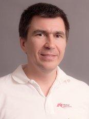 Dr Vitaly Belov Valentinov - Dentist at Bella Vita Dent-Aviamotor