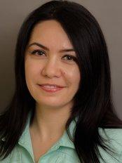 Dr Munieva Nadir Mavlondzhonovna -  at Bella Vita Dent-University