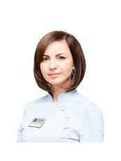 Dr Oksana DEVYATAYKINA - Dental Therapist at Dental Clinic of European Medical Center