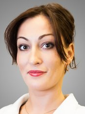 Vera Markin -  at Group Clinics Center for Aesthetic Dentistry - Chistye Prudy