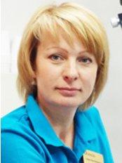 Dr Elena Svirko -  at Ladent on Bashilovskaya