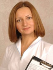 Dr Olga Frolova - Dentist at Dental Clinic Radent on Sports