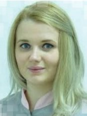 Dr Anna Kovalchuk -  at Dentistry in Saint Petersburg-Danube