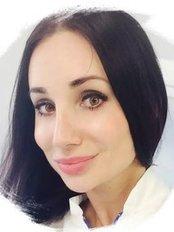 Dr Anna Borodin - Dentist at Dentistry in Saint Petersburg-Polikarpov