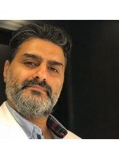 Dr Moustafa El Rass - Orthodontist at Dalia Clinic