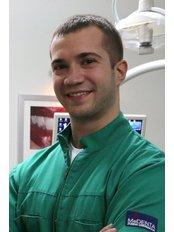 Dr Filip Savic - Oral Surgeon at MeDENTA Dental Office