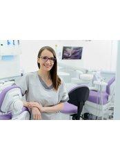 dr Tijana Ivoševic - Dentist at Dental Clinic