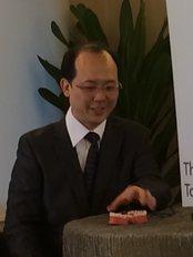 Dr. James Ho in Invisalign G5 Launch - G Dental Center