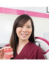 Dr Tay  Xue Li - Orthodontist at The Braces Practice