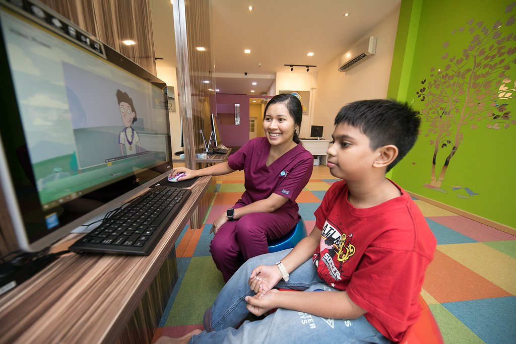 Coast Dental & Coast Kids Singapore in Katong, Singapore