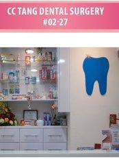 C C Tang Dental Surgery Pte Ltd - 548 WOODLANDS DRIVE 44 #02-27 VISTA POINT, SINGAPORE, 730548,  0