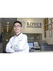 Dr. Randy Pang - Dentist at Royce Dental Surgery - Woodlands