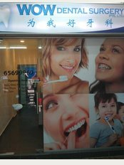 Wow Dental Surgery Pte Ltd