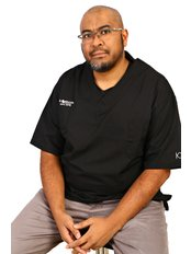 Dr. Abdul Baasiet Booley - Dentist at Kromboom Dental Centre