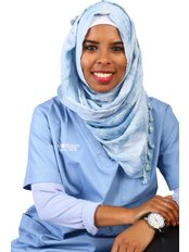 Atheemah Albertus - Dental Hygienist at Kromboom Dental Centre