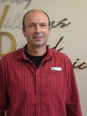 Dr Dewald Scholtz -  at Scholtz and Williams Dental Clinic