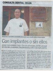 Consulta Dental Ibiza - Calle Algemesi Nr. 4 im 2 Stoc, Ibiza Santa Eulalia del Rio, Ibiza, 07840,