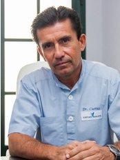 Dr Alberto Cuevas Millan - Dentist at Clinica Cuevas