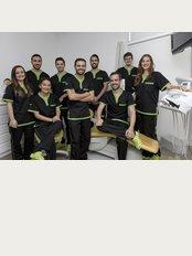 Vélez y Lozano, dental office - Clinical team