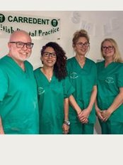 Carredent British Dental Practice - Urb. Jardin Del Mar, 21, Torrevieja, Alicante, 03184,