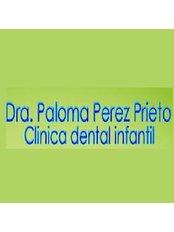 Dr Paloma Pérez - Dentist at Dra. Paloma Perez Prieto Clinica Dental Infantil