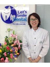 Rosanun Juntorn -  at Let's Smile Dental Clinic