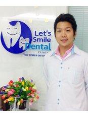 Dr Yosdhorn Chuankrerkkul -  at Let's Smile Dental Clinic