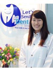 Dr Supisa Pruttipruek -  at Let's Smile Dental Clinic