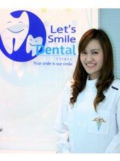 Dr Kittima Prapatrungsri - Dentist at Let's Smile Dental Clinic
