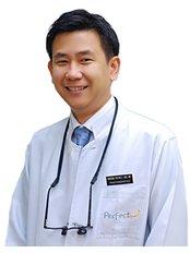 Dr Narong Potiket - Principal Dentist at Perfect Smile Dental Clinic