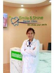 Nalat Wongwatjana - Dentist at Smile and Shine Dental Clinic