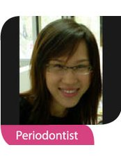 Dr Benjaporn Meeleesawat - Dentist at Dental World The Oral Health Center