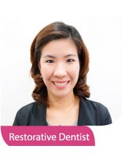 Dr Pavitra Waikasetkorn - Dentist at Dental World The Oral Health Center