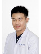 Dr Auttapon Saelor - Dentist at Kitcha Dental Clinic