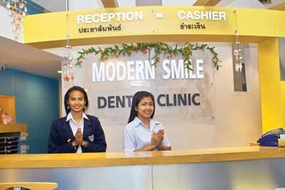 Modern Smile Dental Center - Srirachanakorn Road
