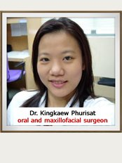 Dr.Tangmo Dental Clinic - Dr Kingkaew Phurisat
