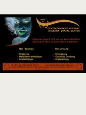 Avicenne Dental Center - Rue de la Republique, avenue  TAIEB MHIRI, SOUSSE, SOUSSE, 4000,