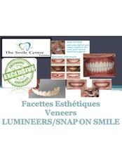 Cosmetic Dentist Consultation - SMILE CENTRE