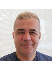 Dr Serdar Bertizlioglu -  at Özel Ankara Mavi Ağız ve Diş Sağlığı Polikliniği Kızılay Şubesi