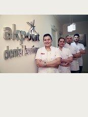 Akpolat Dental Boutique - Şekerhane Mahallesi Atatürk Caddesi Köşkoğlu İş Merkezi Kat:3 Daire:3, Antalya, 07400,