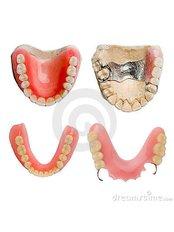 Dentures - Alanya Dental Center