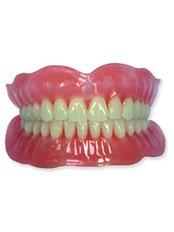 Acrylic Dentures - Alanya Dental Center