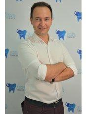 Mr Deniz Şahin - Practice Manager at dentalcosmeticturkey