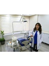 Dr Mucahide Akoglan - Dentist at DentOdream / Dental Dream Turkey
