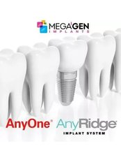 Implant brands TURKISH IMPLANTS, OSSTEM, HIOSSEN, BEGO - Sirinyali Dental Clinic Antalya