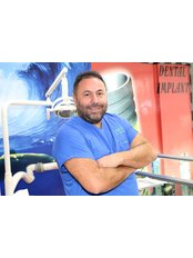 Dr Askin Yilmaz - Dentist at Uncali Dental Clinic